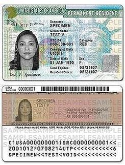 US Permanent Residency (Green Card)