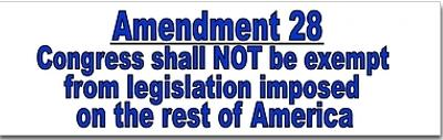 Amendment 28